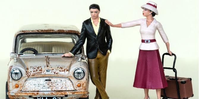 couple car