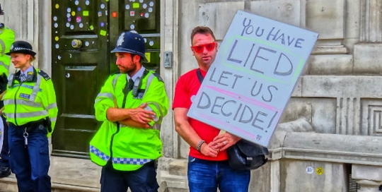 The people's vote is not the answer to the Brexit riddle