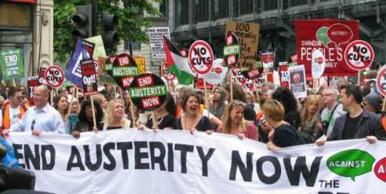 Had austerity not happened, Leave support could have been up to 10% lower