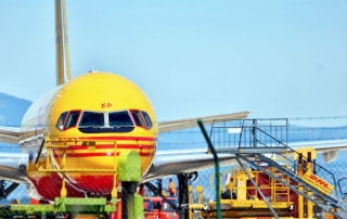 cargo plane madrid