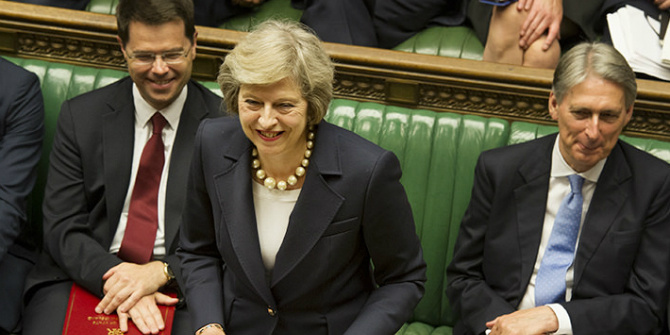 Can Parliament be scared into submission over the Brexit deal?