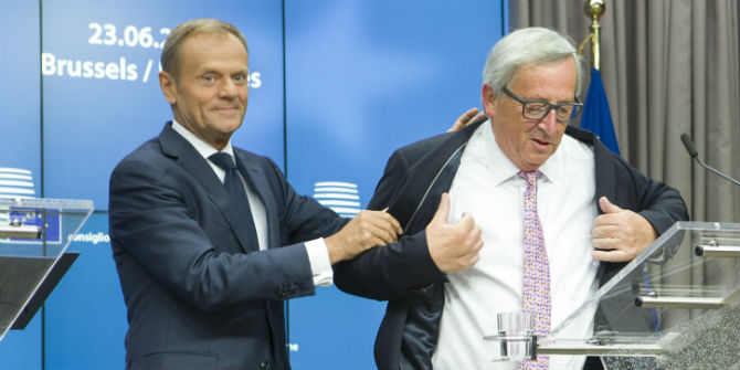 The EU's negotiating strategy has worked so far, but it's playing a risky game