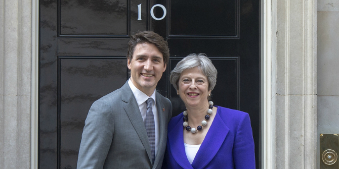 Cultural, administrative, and economic proximity between the UK and Canada should be good for trade