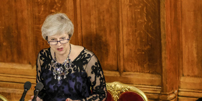 BRINO satisfies no-one. The Brexit wrangles are far from over