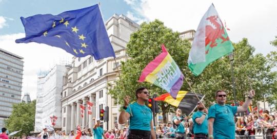 London Calling Brexit: European views of the UK capital