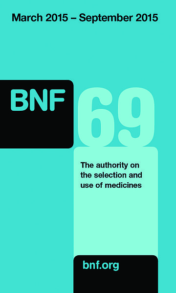 British_National_Formulary_69_cover