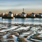 Thames flood defences
