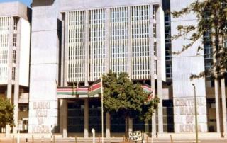 bank of kenya