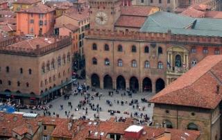 Bologna view