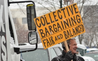 The Economics of Collective Bargaining: A Literature Review Essay