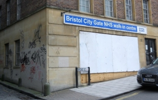 NHS Walk-in centre