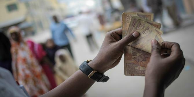 Somali money