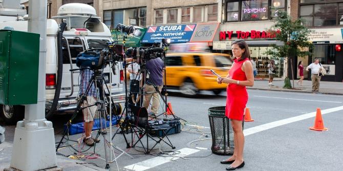 TV Reporter 2