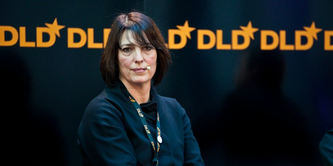 Carolyn McCall, CEO of EasyJet