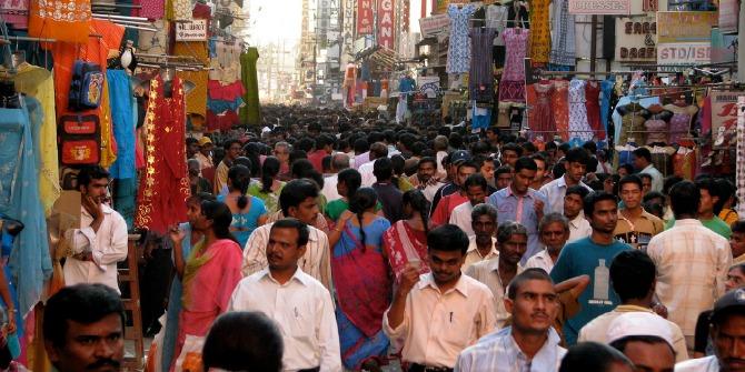 Chennai's busy T. Nagar Market 2