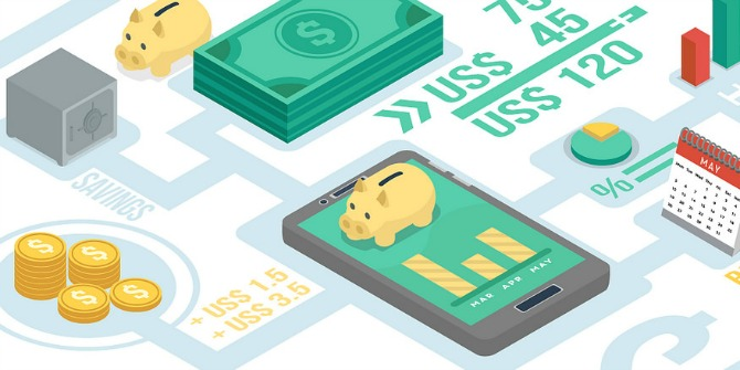 Banks' cautious approach to financial startups has matured