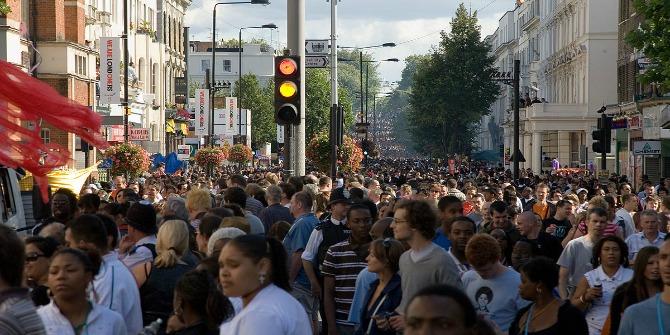 London immigrants