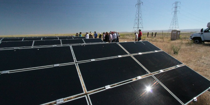 Subsidies don't guarantee success for the volatile solar power industry