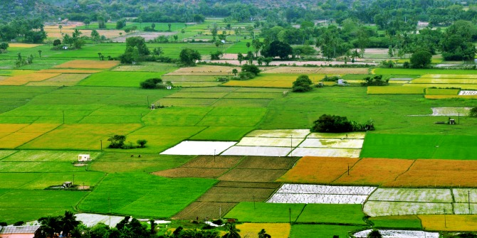 Big data can foster the next waveof agricultural innovation