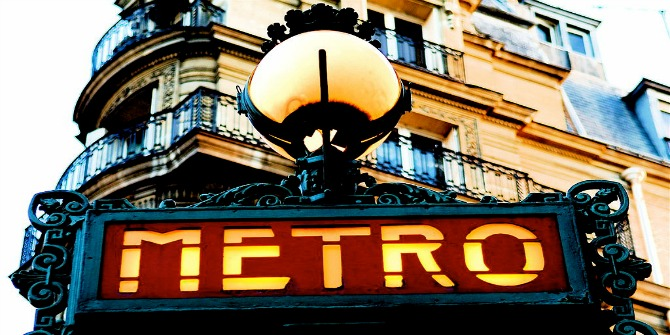 Paris_Old_Metro_Signboard