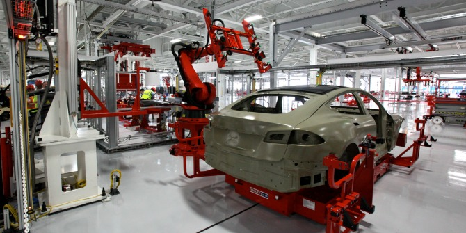 automated carmaker