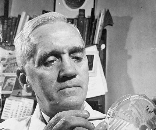 Alexander Fleming CC