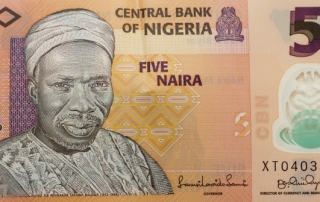 Nigerian money