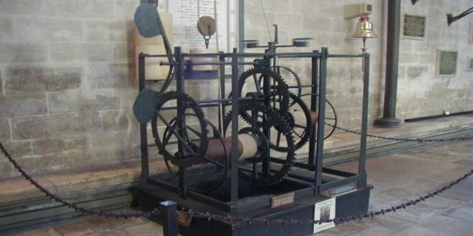 Salisbury Cathedral Clock