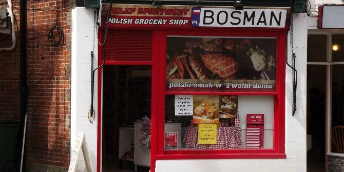 polish deli in the UK