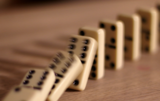 the domino effect