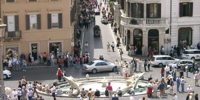 piazza-spagna