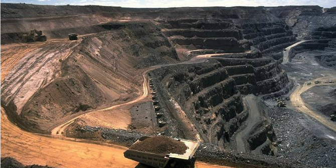 strip-coal-mining