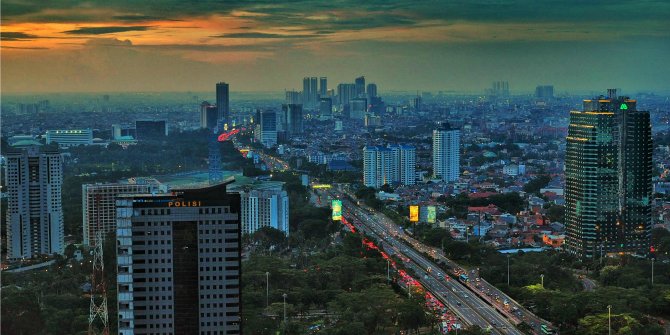 Social finance: a new frontier for development in Indonesia