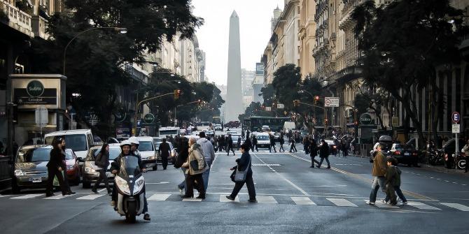 Redesigning Argentina's economiclandscape