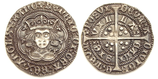 How a shortage of coins precipitated a depression in 15th century England
