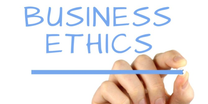 Ethical problems in business start with biases in judgement