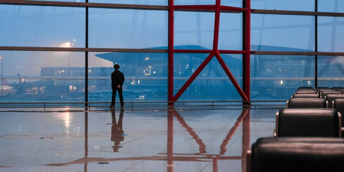 Airports helped boost the manufacturing sector and productivity in China