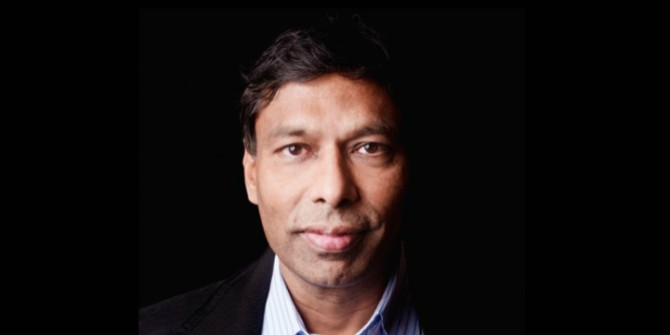 Naveen Jain: 'If we can learn to live on the moon we can live anywhere in space'