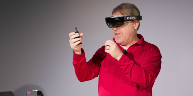 Robert Scoble: 'The coming wave of technology will really change human life'
