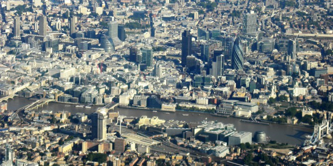 It S Not That London Is Too Big But That Other Large Uk Cities Are Too Small Lse Business Review