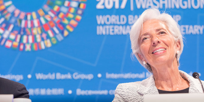 Is the IMF rethinking austerity?
