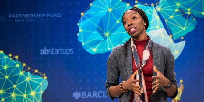 Adizah Tejani: 'We need a mindset shift to understand the possibilities of open banking'