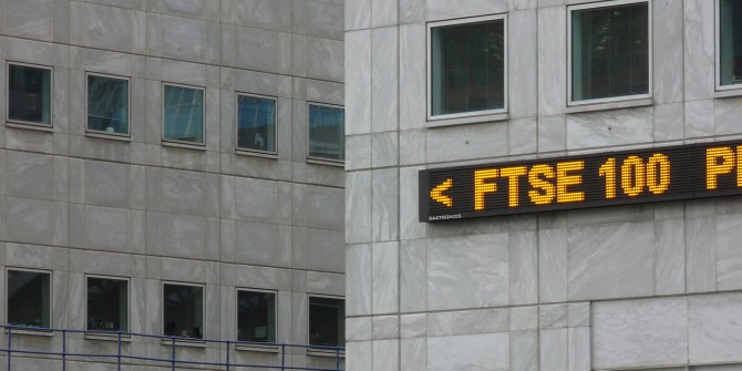 FTSE100 gender balance: Why 'best practices' may be counter-productive