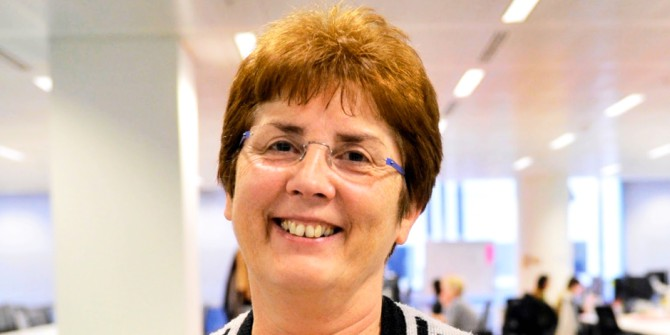 Catherine Wines: 'International remittances help people directly'