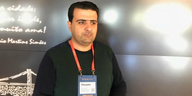 Hussam Hlaak: 'Tech companies need to know who their clients are'