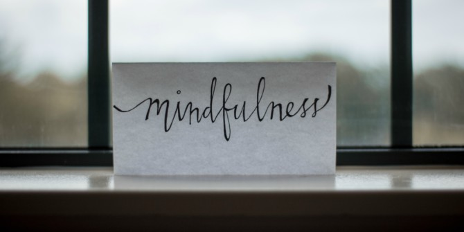 Mindfulness and the art of managing people as people, not 'resources'