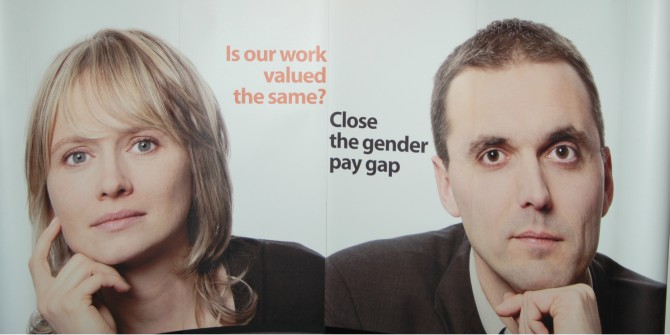 What can organisations do to close the gender pay gap?