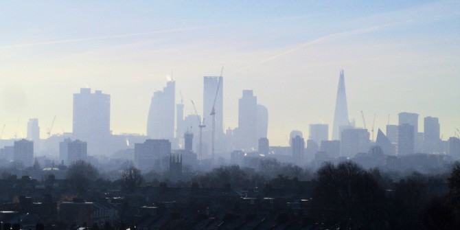 UK must create a cap-and-trade pollution market