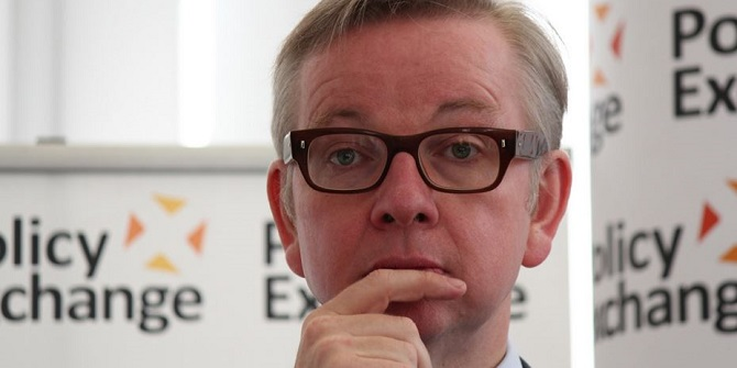 In Michael Gove's agricultural utopia, Britain would 'compete at the top' after Brexit