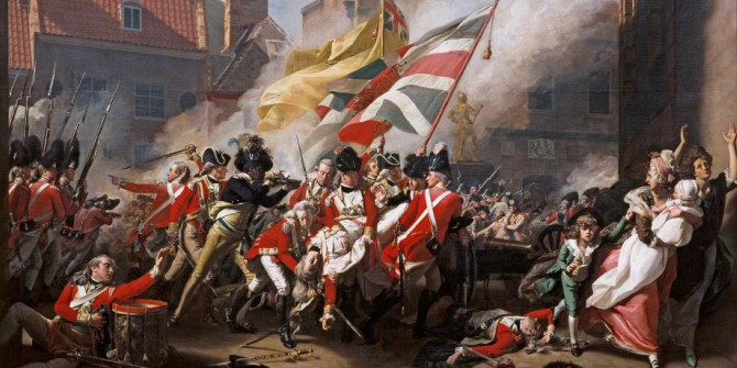 Business of war: contractors acted as the hidden wiring of the British army in the 1700s